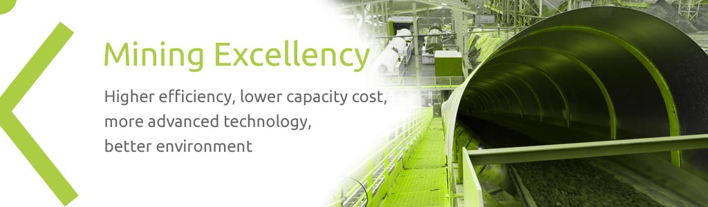 Higher Efficiency, Lower Capasity Cost, More Advanced Technology, Better Environment